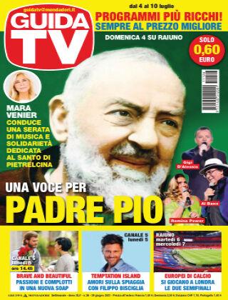 GuidaTV Guida TV 26/2021