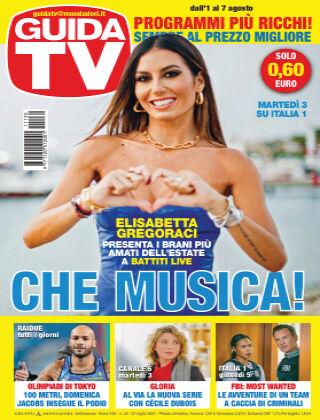 GuidaTV Guida TV 30/2021