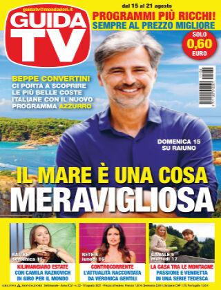 GuidaTV Guida TV 32/2021