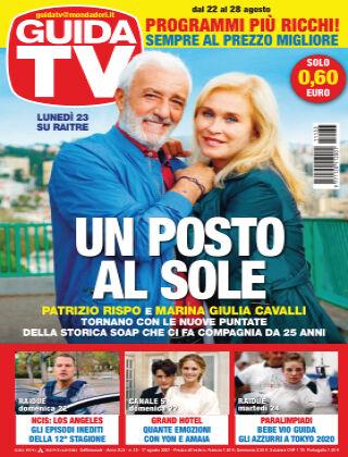 GuidaTV Guida TV 33/2021