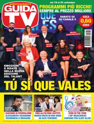 GuidaTV Guida TV 37/2021
