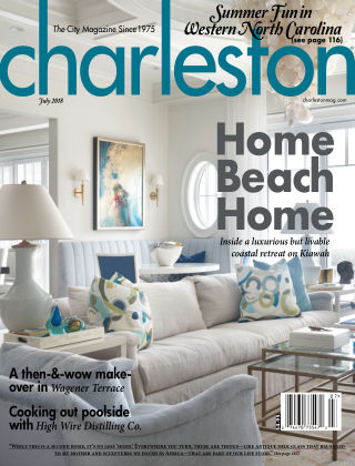 Charleston Magazine July 2018