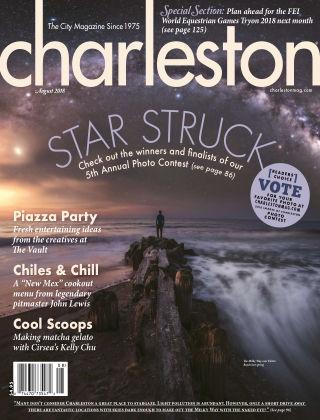 Charleston Magazine August 2018