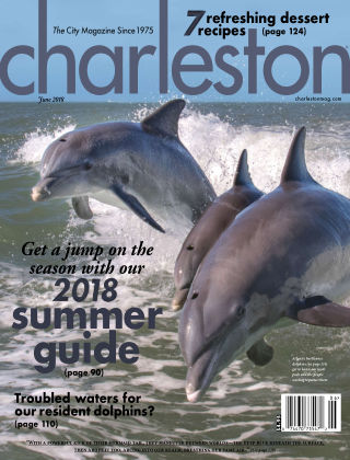 Charleston Magazine June 2018