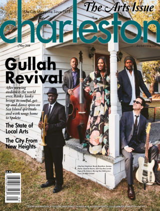 Charleston Magazine May 2018
