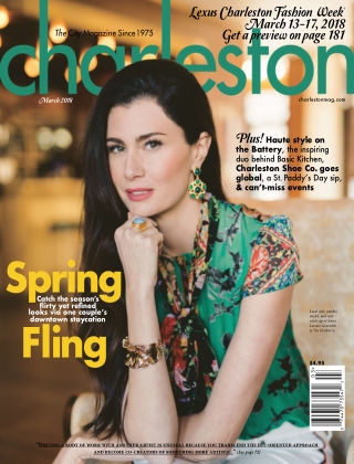 Charleston Magazine March 2018