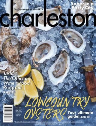Charleston Magazine February 2018