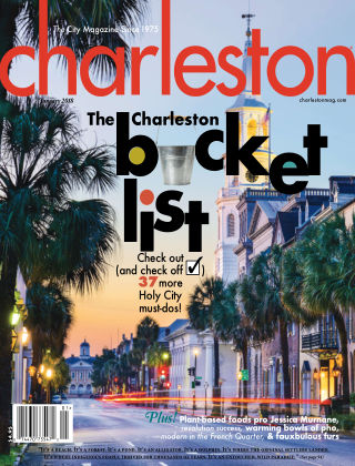 Charleston Magazine January 2018