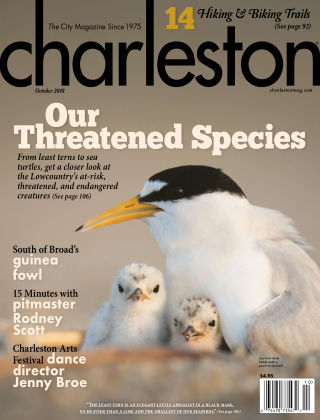 Charleston Magazine October 2018