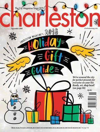 Charleston Magazine November 2018