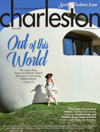 Charleston Magazine March 2019