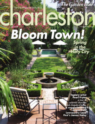 Charleston Magazine April 2019