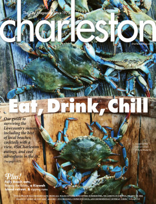 Charleston Magazine June 2019