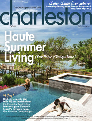 Charleston Magazine July 2019