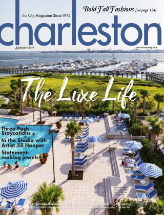 Charleston Magazine September 2019