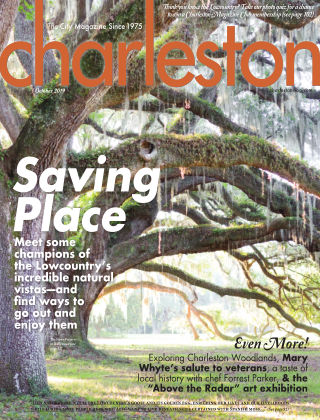 Charleston Magazine October 2019