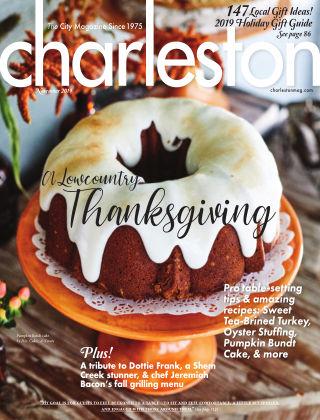 Charleston Magazine November 2019