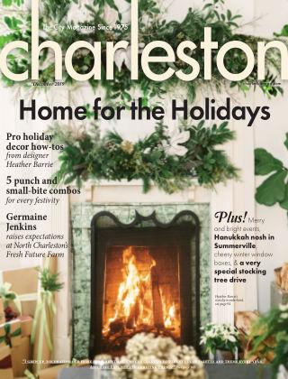 Charleston Magazine December 2019