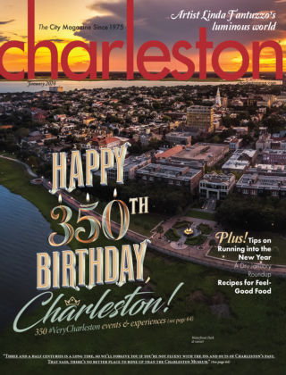 Charleston Magazine January 2020