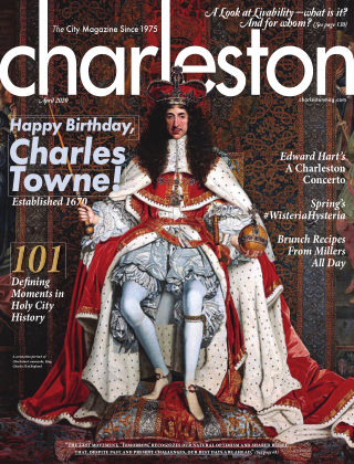 Charleston Magazine April 2020
