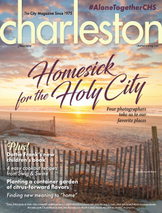 Charleston Magazine May 2020