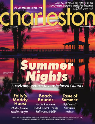 Charleston Magazine June 2020