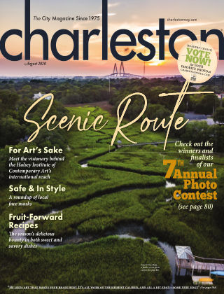 Charleston Magazine August 2020