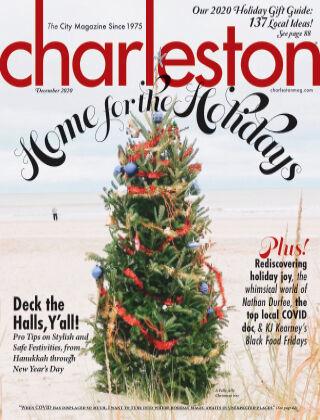 Charleston Magazine December 2020
