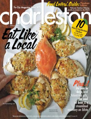 Charleston Magazine February 2021