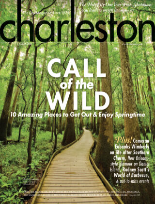 Charleston Magazine March 2021