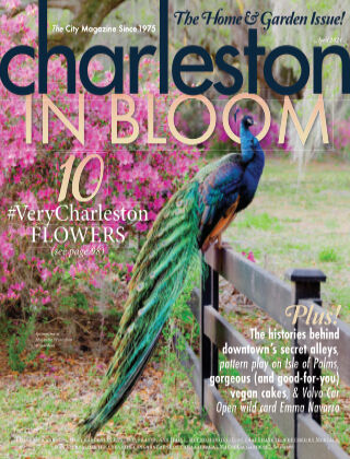 Charleston Magazine April 2021