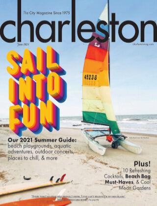 Charleston Magazine June 2021