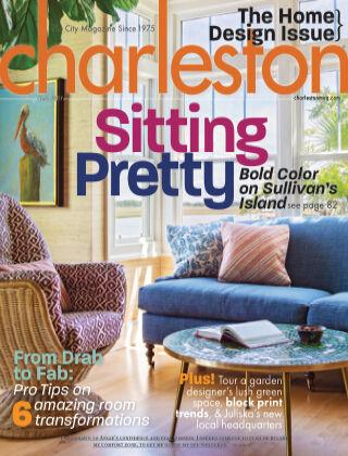 Charleston Magazine July 2021