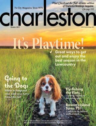 Charleston Magazine October 2021