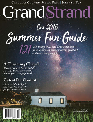 Grand Strand Magazine JuneJuly 2018