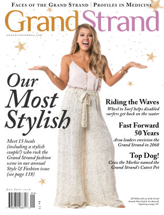 Grand Strand Magazine AugustSeptember 2018