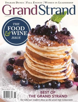 Grand Strand Magazine Oct Nov 2018