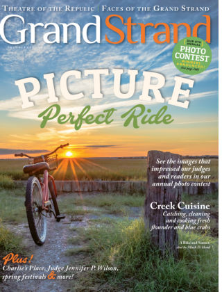 Grand Strand Magazine April-May 2019