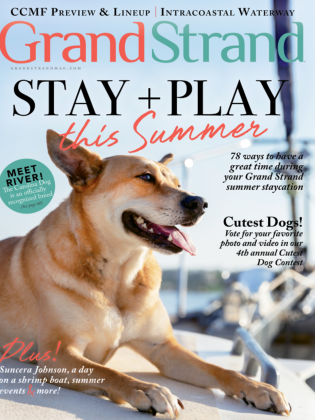 Grand Strand Magazine June/July 2019