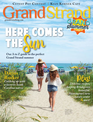 Grand Strand Magazine June/July 2020