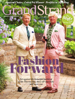 Grand Strand Magazine Aug/Sept 2020