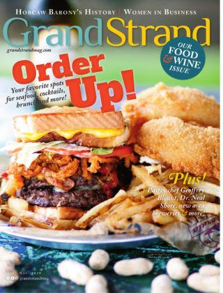 Grand Strand Magazine Oct/Nov 2020