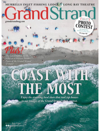 Grand Strand Magazine April/May 2021
