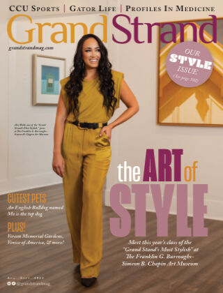 Grand Strand Magazine Aug./Sept. 2021