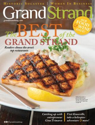 Grand Strand Magazine Oct/Nov 2021