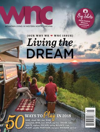 WNC Magazine JanuaryFebruary 2018