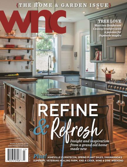 WNC Magazine March 01, 2018 00:00