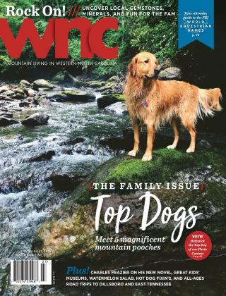WNC Magazine JulyAugust 2018