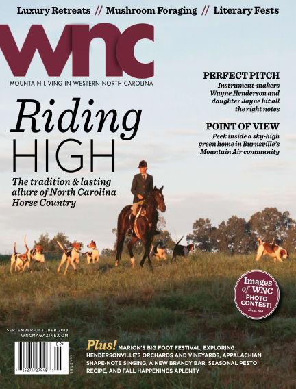WNC Magazine September 01, 2018 00:00