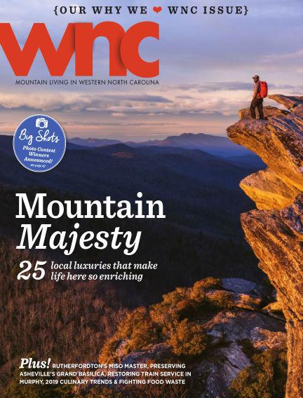 WNC Magazine January 01, 2019 00:00